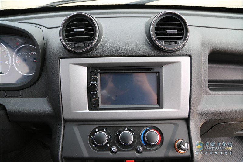 时骏汽车F350智能系统