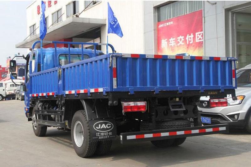 江淮新帅铃H330 全能山区版 154马力 4.2米单排栏板轻卡(HFC1043P71K3C2V)