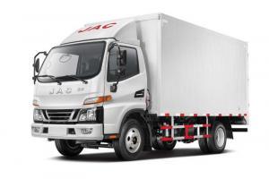 江淮骏铃V3 109马力 4.2米单排厢式轻卡(HFC5041XXYP93K4C2V)