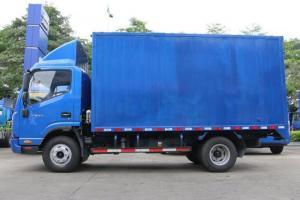 江淮新帅铃H330 全能版 152马力 4.2米单排厢式轻卡(HFC5043XXYP71K1C2V)
