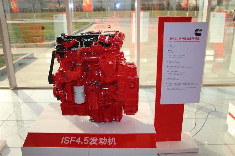 福田康明斯ISF 4.5L发动机 欧六发动机