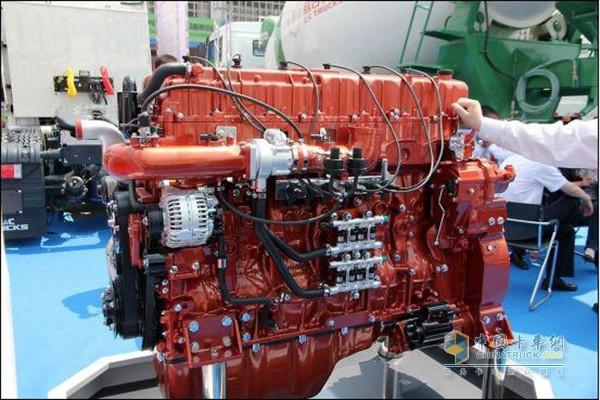 联合卡车6K13N天然气发动机