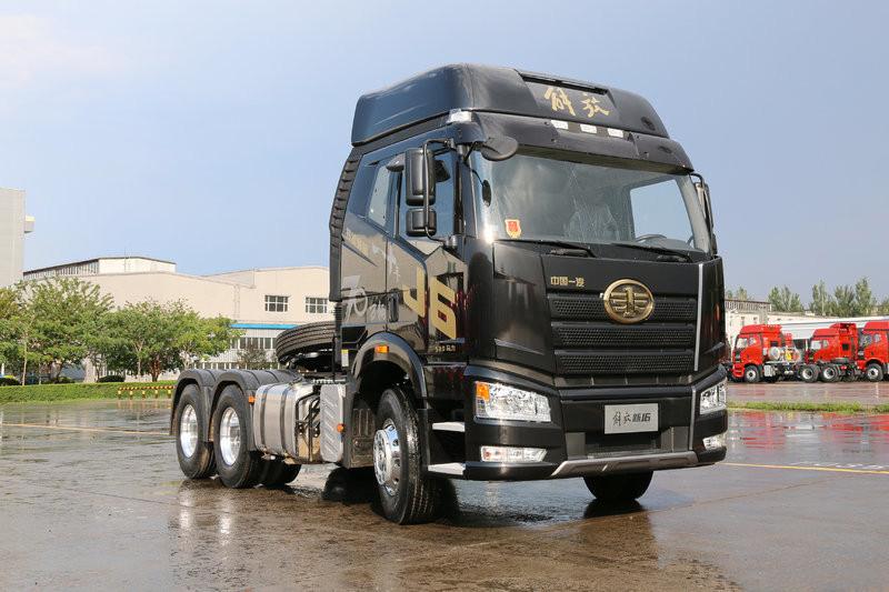 一汽解放 新J6P重卡 500马力 6X4牵引车(CA4250P66K25T1A1E5)