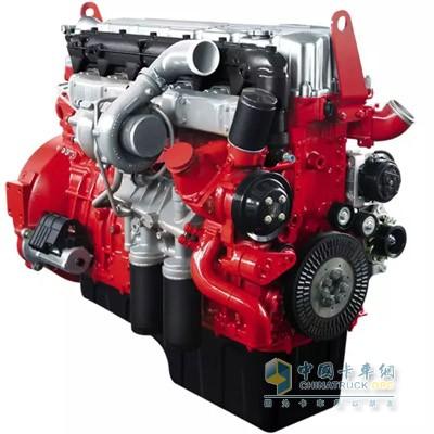 华菱星马搭载的CM6D18系列发动机