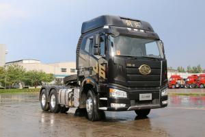 一汽解放 高原版 新J6P重卡 500马力 6X4牵引车(CA4250P66K25T1A1E5)
