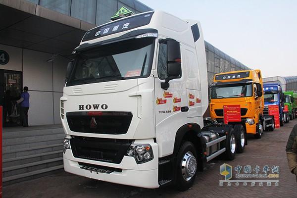 重汽危化品运输车针对新GB7258做了多项改进