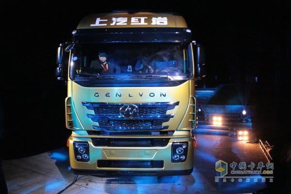 国内首款互联网梦想卡车