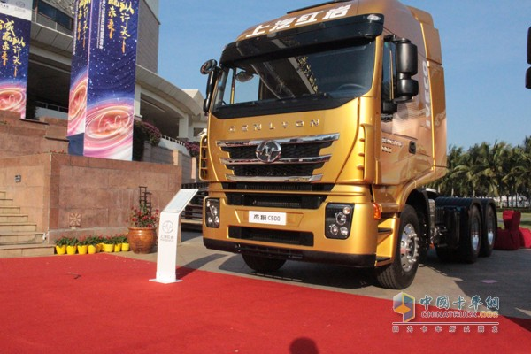 互联网梦想卡车覆盖红岩全系产品