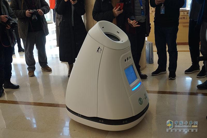 移动式保洁机器人