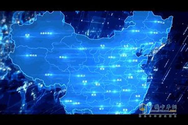 福田瑞沃在全国拥有两千八百余家售后服务站点