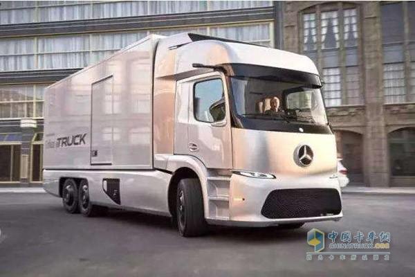 新能源电动卡车