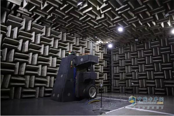 国内第一家噪声实验室