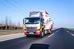 中国高效物流卡车公开赛北京总决赛 福田欧马可表现抢眼