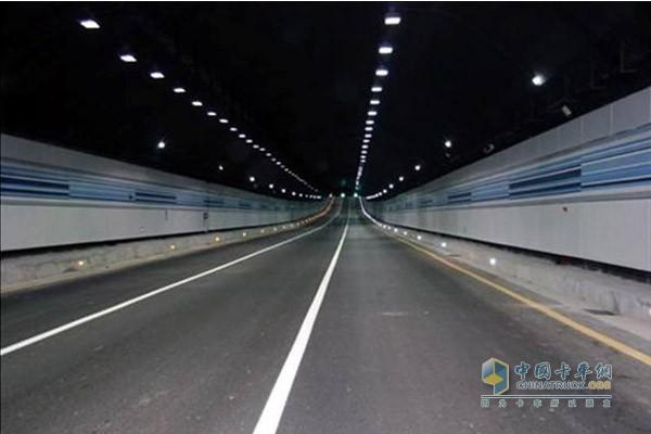 深圳市长隧道