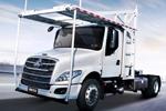 """乘龙T5长头轿运车 卡车界真正的优秀特""""长""""生!"""