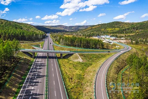 2018年内蒙古将持续优化完善公路基础设施网络