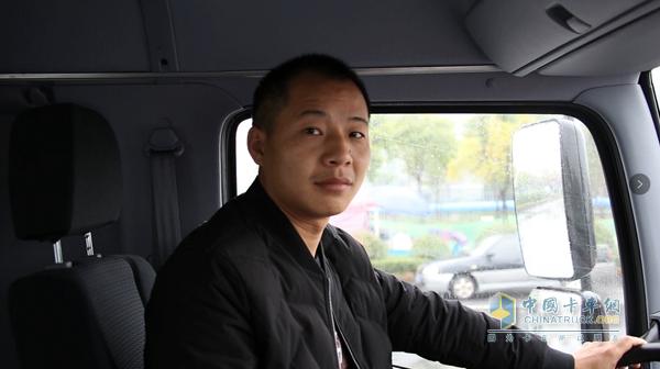 杭州君源车队队长刘志军