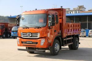 时骏汽车 D750 160马力 国五 4×2自卸车