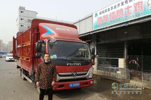 易东晓和他的养鸡公司