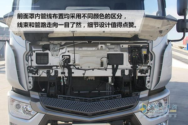 欧马可S5超级中卡 中卡界超级新势力