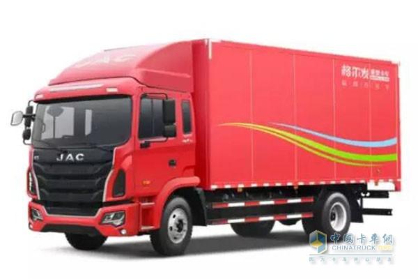 江淮格尔发K5L超值版4×2云内(220马力)载货车