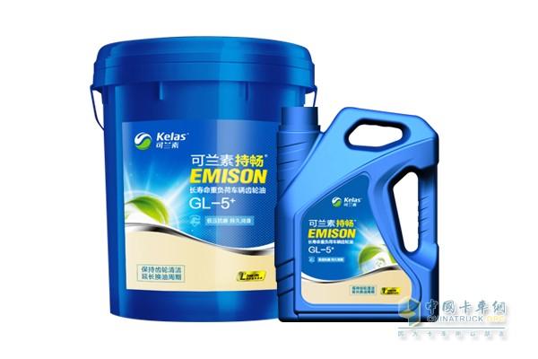 可兰素持畅润滑油GL-5+(齿轮油)