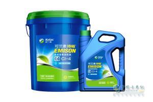 可兰素持畅E4 CI-4合成机油