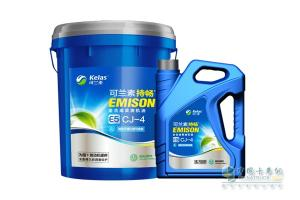 可兰素持畅E5 CJ-4全合成机油