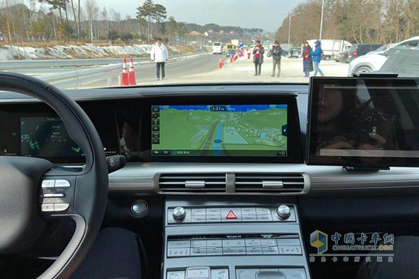 感受现代汽车最新技术产品