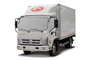 福田时代 H2 142马力 4.18米单排厢式轻卡(BJ1043V9JEA-J7)
