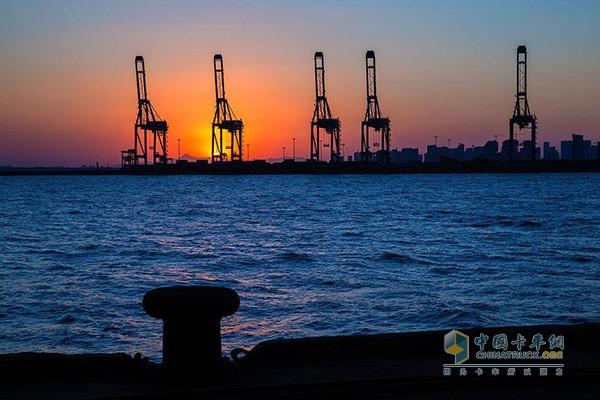 秦皇岛港口