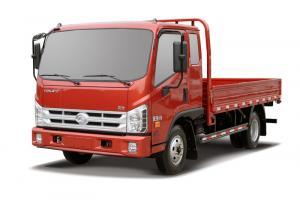 福田时代 H3 129马力 4.18米单排栏板轻卡(BJ1043V9JEA-GM)