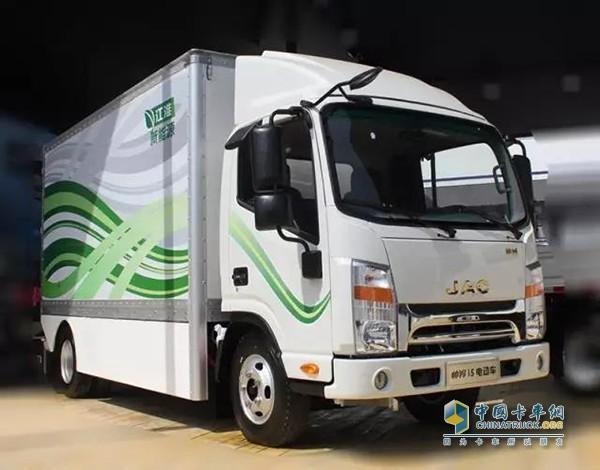 江淮i5纯电动卡车