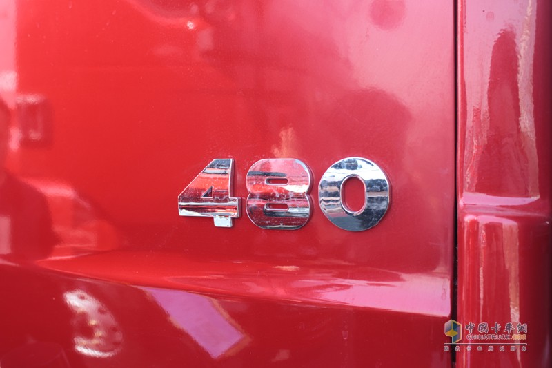 搭载玉柴6K12大马力发动机,480马力输出。