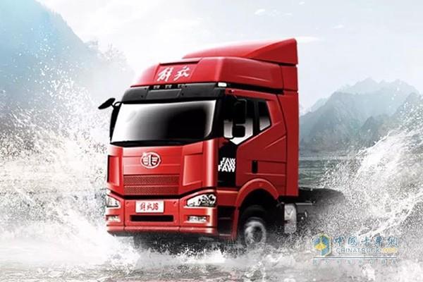 搭载大马力发动机的卡车油耗不一定高