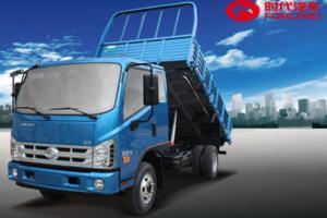 福田时代 H2 3360轴距 装4B2-115C50动力 自卸车