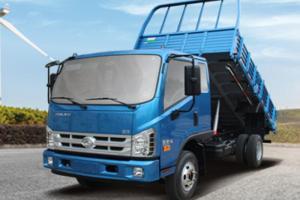 福田时代 H3 3360轴距 装YN38CRE1动力 自卸车