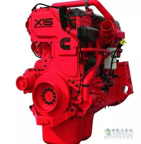 康明斯X15发动机