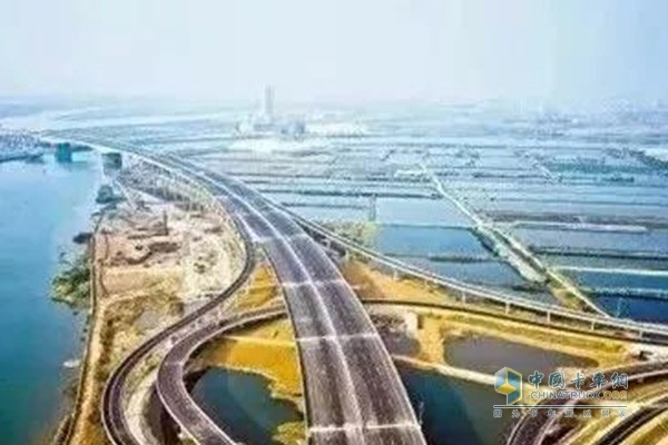 沿江高速深圳段