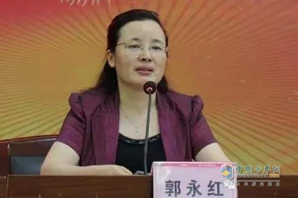 随州市全国人大代表郭永红