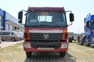 福田欧马可5系 中卡 170马力 4X2 6.2米排半栏板载货车(BJ1139VJPEG-A3)