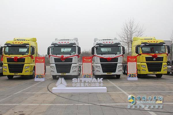 曼技术开花结果 中国重汽1-2月增长率二倍于全年目标