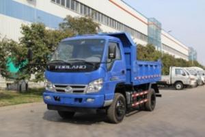 时代金刚3(6T),2800轴距,4B2-95C50动力工程运输型自卸产品-1