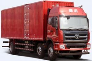 福田瑞沃Q9-1800+5650轴距-WP7.240E51平板载货车