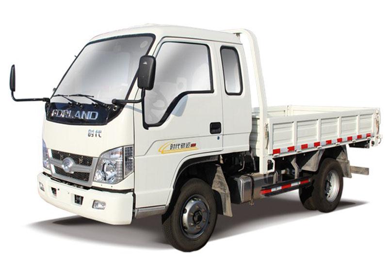 福田骁运2-2600/2850装4A2-82C50自卸汽车