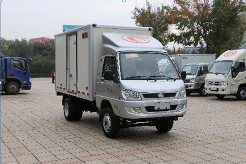 福田驭菱VQ5非承载1.5L后双胎汽车