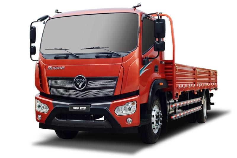福田瑞沃ES5-2200 1800+4700轴距YC6J220-52动力公路运输型自卸车