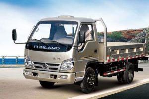 福田骁运H3-2850装4A2-88C50自卸汽车
