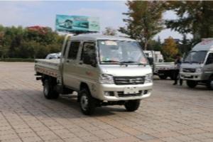 福田驭菱VQ1非承载1.2L后双胎两用燃料产品(2017款)汽车
