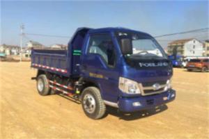福田金刚2 2600轴距 4A2-82C50动力工程运输型自卸车